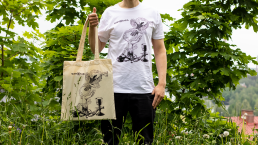 Sudenmarja T-Shirt and Tote Bag